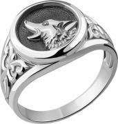 Серебряные кольца Aquamarine 54680-S-a
