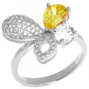 Серебряное кольцо Sandara с фианитами IMR9157W