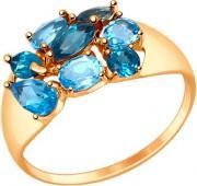 Золотые кольца SOKOLOV 714680_s