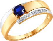 Золотые кольца SOKOLOV 2011057_s