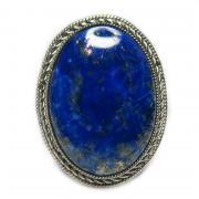 Кольцо с лазуритом 022-lr