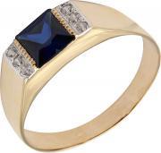 Золотые кольца Маршал KM-131-sapfir