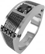 Серебряные кольца Graf Кольцов PN-k11/s