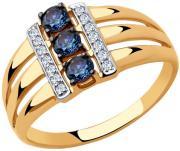 Золотые кольца SOKOLOV 81010449_s