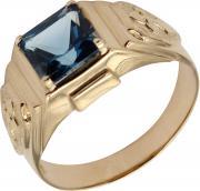Золотые кольца Маршал KM-303-london-topaz