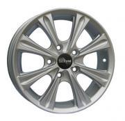 Колесные диски Tech-Line 523 R15 6J PCD4x100 ET39 D67.1 (WHS117443)