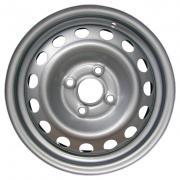 Колесные диски TREBL X40014 R15 6J PCD4x100 ET36 D60.1 (9126495)