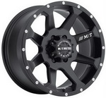 Диск Mickey Thompson M/T Metal Series MM-366 9,0x18 6x139,7 et0 d108 Black