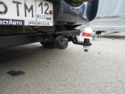 Фаркопы Трейлер Фаркоп Трейлер на Chery Tiggo (Т 11) (2WD) с 2012 -2013 гв (рейстайлинг)