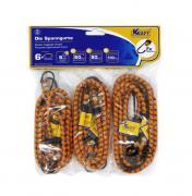 Набор резинок KRAFT 60 см, 80 см, 100 см, D 8 мм (KT 860003)