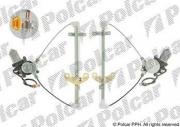 Электростеклоподъемник Honda Civic VII задний левый | Polcar