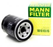 Фильтр масляный MANN W 610/6