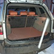 Автомобильные ковры EVA для багажника