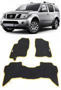 Nissan Pathfinder III (R51) 5 мест 2004 - 2010 коврики EVA Smart Только водительский