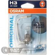 Лампа галогенная OSRAM Оriginal Line H3 12V 55W