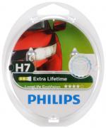 H7 LongerLife Ecovision 12V (55W) Лампа 2шт