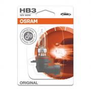 Автомобильная лампа HB3 60W Standart 1 шт. OSRAM
