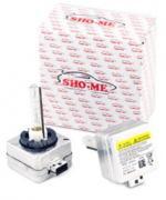 Лампа ксеноновая SHO-ME D1S 5000K 2 шт.