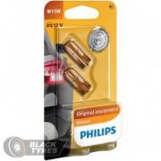 Лампа накаливания Philips Vision WY5W 12V 5W