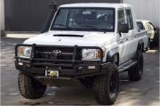 Расширители колесных арок Toyota Land Cruiser 79 2007-