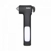 Автомобильный многофункциональный молоток Xiaomi Nextool Multifunction Survival Hammer Black
