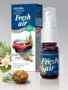 Композиция эфирных масел для салона автомобиля FreshAir