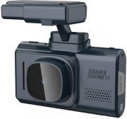 SILVERSTONE F1 Видеорегистратор CityScanner черный 2Mpix 1296x2304 1296p 140гр. GPS Mstar AIT8339