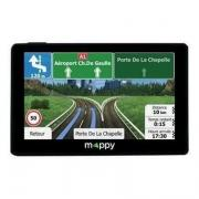 "GPS Навигатор Mappy Ulti X585 Camp , 5"" Сенсорный экран TFT, громкая связь Bluetooth"