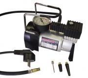 Компрессор автомобильный на 220 вольт для подкачки гидробака и колес, 1304 кПа.