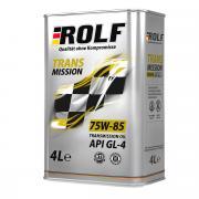 ROLF TRANSMISSION SAE 75W-85 API GL-4 4 л