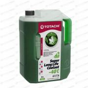 Антифриз Totachi Super -40С зеленый 4л