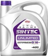 "Антифриз Sintec ""Unlimited"", 5 кг"