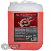 Антифриз Cool Stream Optima готовый -40C, красный, 10 кг