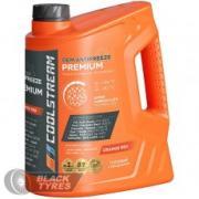 Антифриз Cool Stream Premium готовый -40C оранжевый, 5 кг