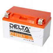 Аккумулятор для мототехники Delta CT 1210.1 (12 В, 10 Ач)