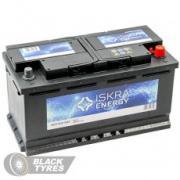 Аккумулятор Iskra Energy 100 А/ч, обратная полярность