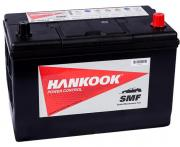 Аккумулятор автомобильный HANKOOK 120D31FL 6СТ-100 обр. с бортом 306x173x225