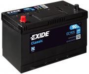 Аккумулятор автомобильный EXIDE EC905 90 Ач