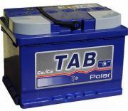 Аккумулятор автомобильный TAB Polar 56013B 6СТ-60 прям. 242x175x190