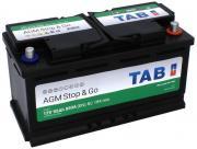 Аккумулятор автомобильный TAB AGM 6СТ-95 обр. (Start-Stop) 353x175x190
