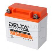 Аккумулятор для мототехники Delta CT 1210 (12 В, 10 Ач)
