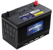 Аккумулятор автомобильный Hyundai 125D31R 6СТ-105 прям. 306x173x225