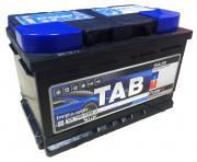 Аккумулятор автомобильный TAB Polar 57309 6СТ-73 обр. (низкий) 278x175x175