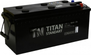 Аккумулятор Titan Standart 135 R+ (140)