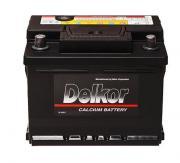 Аккумулятор DELKOR 57539 (75R 650A 279x175x175) 57539