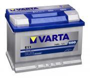 Аккумулятор автомобильный Varta Blue dynamic 5740120683132 74 Ач