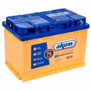 Аккумулятор Аком EFB 75 А/ч