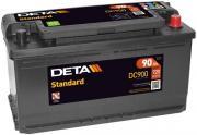 Аккумулятор автомобильный DETA DC900 90 Ач