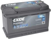 Аккумулятор автомобильный EXIDE EA900 90 Ач