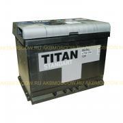 Аккумулятор Titan Standart 55R+